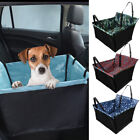 Waterproof Dog Single Seat Covers for Cars Back Seat Hammock Protector Non Slip