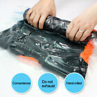Vacuum Seal Waterproof Clothes Storage Bags Packing Organizer Pouch Bag 34uk
