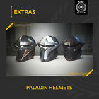 Star Citizen - PALADIN HELMETS - SAVIOR COLLECTION - Subscribers Exclusive