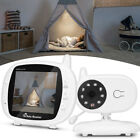 Baby Monitor Wireless LCD Audio Video Portable Baby Camera Walkie Talkie with Te