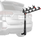 Allen Sports 4-Bike Hitch Racks For 2 In. Hitch Vehicles Equipped Trailer Hitch