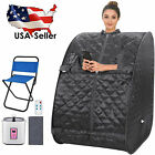2L Portable Folding Steam Sauna SPA Loss Weight Detox Therapy Body slim Tent USA