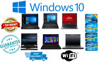 Cheap Super Fast Core 2 I3 I5 I7 Laptop Windows 10 4gb/8gb Ram Hdd/ssd Free Gift