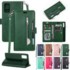 For Samsung Galaxy S20 Fe 5g Magnetic Leather Phone Case Card Stand Wallet Cover