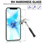 Tempered Glass Screen Protector + Camera Lens Film For iPhone 12 Pro Max, 12, 11