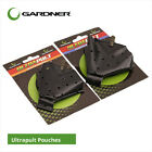 Gardner Tackle Ultrapult Spare Pouches - Carp Barbel Tench Bream Coarse Fishing