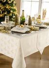 Deer Christmas Tablecloth Range - 2 Stunning Colours - Items Sold Separately