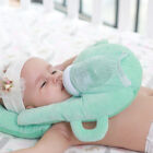 Infant Self-Feeding Pillow Newborn Baby Nursing Pillow Feeding Cushion Soft UK