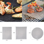 Onner BBQ Barbecue Grill mat,Stainless Steel Wire Mesh