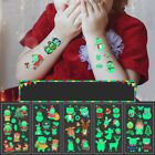 Luminous Temporary Tattoo Stickers Party Carnival Party Christmas Decorations