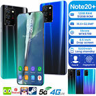 "Note20 Android 10 512GB 12GB RAM FACTORY UNLOCKED 6.5"" FHD 2320 1080 Global"