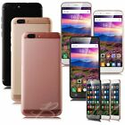"""5.5"""" Android Smart Mobile Dual Sim Quad Core Unlocked 4g Cell Phone 1 + 16gb New"""