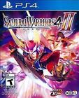 Samurai Warriors 4-II (Sony PlayStation 4, 2015) PS4 w case