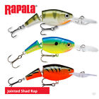 Rapala Jointed Shad Rap Lures - Pike Perch Trout Salmon Chub Zander Bass Fishing