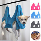 Pet Hammock Grooming Helper Dog Hang Restraint Bags for Washing Trimming Nails