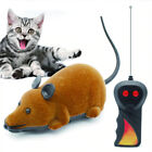 Novelty RC Rat Electronic Emulation Mouse Wireless Remote Control Cats Dog Toys