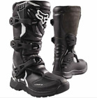 Fox Racing Comp 3 Youth Boots - Black, All Sizes