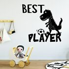 Hot Best Player Wall Stickers Decorative Sticker Home For Living Room Art Decals