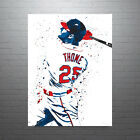 Jim+Thome+Cleveland+Indians+Poster+FREE+US+SHIPPING