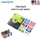 10pcs Dental Orthodontic Interproximal IPR/IR Strips Reduction System Reusable