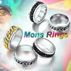 Ring Beer Bottle Opener Stainless Steel Finger Thumb Keyring T4d1
