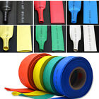 11mm Heat Shrink Tube Polyolefin 2:1 Heat Shrink Tubing Tube Cable All Colour