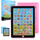 Educational Learning Tablet For 1-6 Year Olds Toddlers Baby Kids Boy Girl Toys