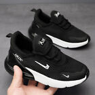Mens Kids Trainers Boys Running Children Sports Shoes Gym School Sneakers Size