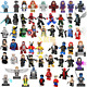 Iron man DC Batman Joker The Justice League Super Heroes Minifigures Toys photo