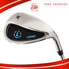 Premium Wedge -Choose Loft Right-Handed Utility Golf Milled Face Anti Duff Sole
