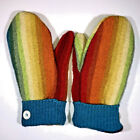 BERNIE MITTENS HANDMADE, Recycled Wool Sweaters YOU CHOOSE COLOR, READY TO SHIP