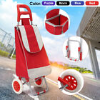 45 Waterproof Shopping Travel Cart Trolley Folding Wheeled Festival       FR