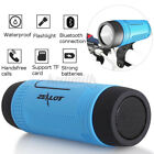 S1 Multi Portable Outdoor Waterproof bluetooth Speaker Stereo With Flashlight