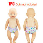 Soft Toy Accessory Washable Cloth Diapers Underwear Handmade For 18 Inch Doll