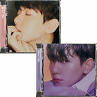 EXO BAEKHYUN BAMBI 3rd Mini Album JEWEL CASE CD POSTER Booklet Paper 2 Card GIFT