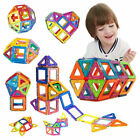 57 Pcs Large or Small Magnetic Building Sets Blocks Kids Educational Toys Game