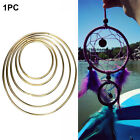 Dream Catcher Dreamcatcher Material Metal Rings Macrame Hoops 50-160mm