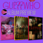 ITZY GUESS WHO Album 3 Ver SET 3CD POSTER 3 Photo Book 6 Card 3 Pre-Order GIFT