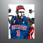 Ben+Wallace+Detroit+Pistons+Poster+FREE+US+SHIPPING