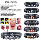 Magnetic Beads Hematite Stone Bracelet Therapy Health Care Weight Loss Women Men