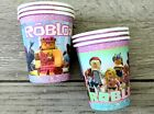 ROBLOX GIRL SUPPLIES DECORATION BIRTHDAY PARTY BALLOON CUPCAKE PLATE CUP CAKE