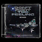 EXO DON  T FIGHT THE FEELING Special Album JEWEL CASE CD POSTER Booklet Card GIFT