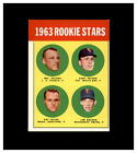 1963 Topps Baseball: Choose Your Card #270 to #575  ***UPDATED 06/12/2021***