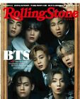 RollingStone Korea #02 2021 BTS Cover Whole / Cutout pages + Tracking Number