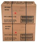 12ct Case MRE Meals Ready-to-eat US Military Surplus A Menus 1-12, 2021-inspect For Sale