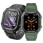 Smart Watch 3ATM Outdoor Military Style Heart Rate Fitness Tracker KOSPET Rock