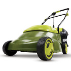 Lawn Mower MJ401E 14 inch 12 Amp Home Electric Corded Push Behind, Green