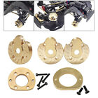 Brass Steering Knuckle Cover Rc Car Accessories Spare Parts Replacement