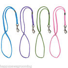 "1-PET Grooming PASTEL 18"" DELUXE Braided Table Arm Bath LOOP Restraint NOOSE"