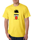 Bert Burt Face Sesame Street 100% Cotton Tee Shirt